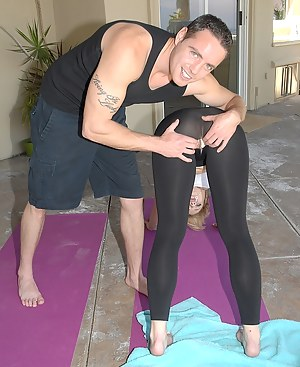 Free Yoga Porn Pictures